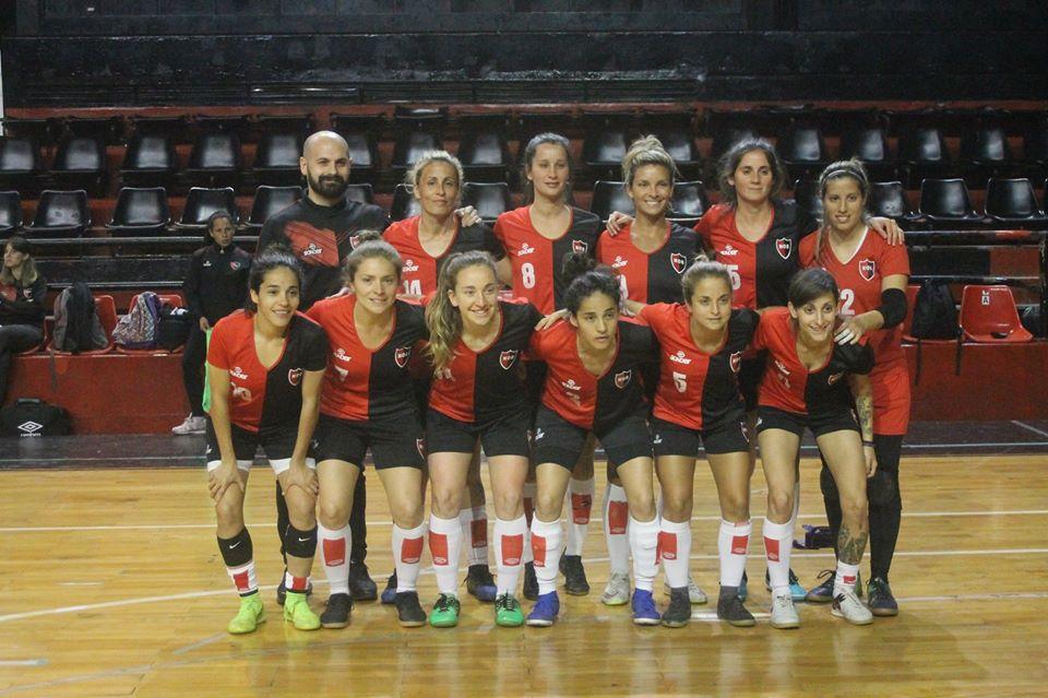 Equipo femenino de Newell's