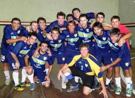 Plantel campeón 2011