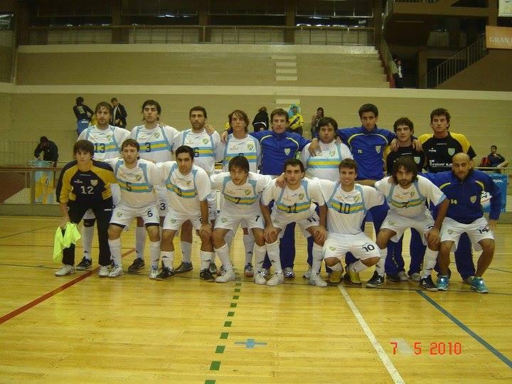 Plantel campeón 2010
